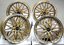 18 Cruize 190 Gdlp Alloy Wheels For Opel Astra Adam Corsa E D H G+ Vxr