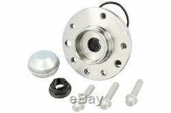 2x Front Wheel Bearings For Opel Astra Vxr L08 V 2.0