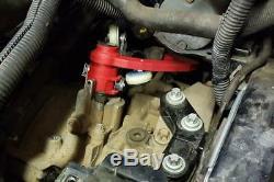 4h-tech M32 Q Lever For Opel Astra H Mk5 Vxr Z20leh (2006-12)