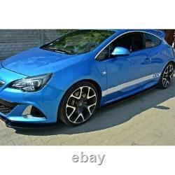 Adding Downs For Opel Astra J Opc / Vxr Gloss Black