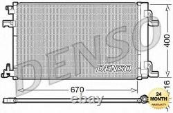 Air Conditioner Ac Condenser For Opel Astra Gtc Mk VI 2.0 Vxr 2012- On