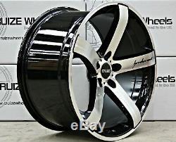 Alloy Wheels 20 Cruize Blade Bp For Opel Adam Astra Mk5 & Vxr