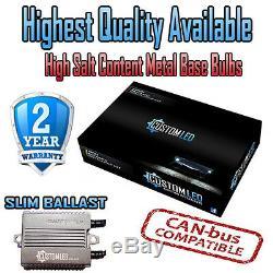 Astra H Vxr Sri Sxi 05-10 Smart Canbus H7 Hid Kit Metal Bulbs Warranty 2