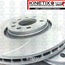Astra Vxr Nurburgring Front Disc Brake Pads 321mm Grooved Alveole Mintex