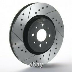 Back Sport Japan Tarox Brake Discs For Opel Astra Mk5 Mk5 Vxr 0106