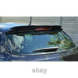 Becquet Additions Opel Astra H (for Opc / Vxr) Gloss Black