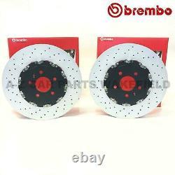 Brembo Front 2 Piece Brake Discs Pair 09. B781.13 355mm Astra Mk6 (j) Vxr