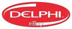 Delphi Rear Axle Brake Discs + Set Pads Opel Astra Gtc 2.0 Vxr