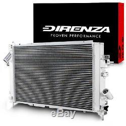 Direnza 40mm Alloy Radiator For Opel Astra H 1.3 Cdti 2.0 16v Turbo Vxr