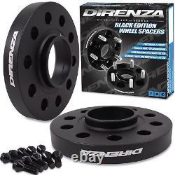 Direnza Black 5x110 20mm Wheel Walls For Opel Astra Vauxhall Corsa Vectra Vxr