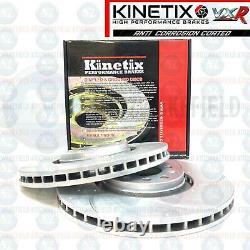 For Astra Vxr Nurburing Front Disk Grooved Brake Half Brembo Pads 321mm