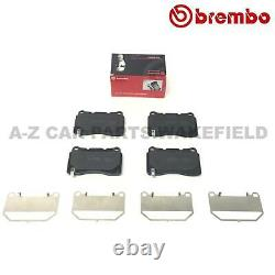 For Vauxhall Astra J Gtc Mk6 Vxr Front Perforated 2-piece Brembo Brake Platers