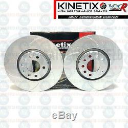 For Vauxhall Astra Vxr Nurburgring Front Disc Brake Pads Grooved Honeycombed
