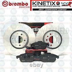 For Vauxhall Astra Vxr Nurburgring Front Disk Grooved Brake Alveole Skates