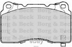Front - Rear Axle Brake Pads For Opel Astra Gtc Mk 2.0 Vxr 2012