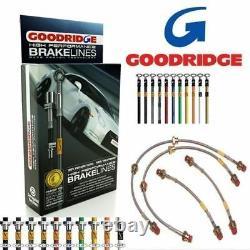 Goodridge Kit Durite Brake Sva1350-4c For Opel Astra J Vxr 2013
