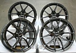 Gto Gm 18 Cruize Alloy Wheels For Opel Adam Astra Mk5 & Vxr