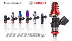 Injector Dynamics Id1000 1000cc Injectors Opel Astra H Vxr / Opc / Z20let