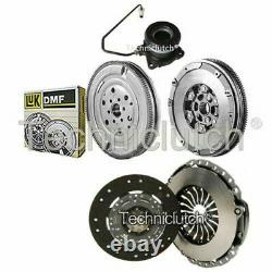 Kit D'em Brayage And Luk Dmf With Csc For Opel Astra H Twintop Convertible 2.0