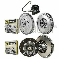 Luk Clutch And Dmf With Csc For Opel Astra H Twintop Convertible 2.0 Turbo