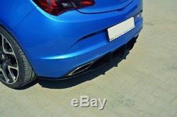 Near Rear Diffuser Rear Apron For Opel Astra Opc / Vxr