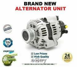 New Alternator For Opel Astra Mk V 2.0 Vxr 2009-2010