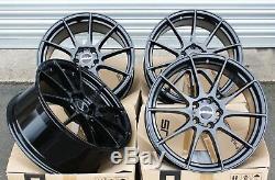 Novus 18 02 GB Alloy Wheels Adam Opel Astra Vxr & Mk5
