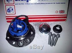 Opel Astra 2.0 Turbo H & Vxr Wheel Bearing Before New / Hub 2005-2010