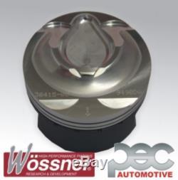 Opel Astra Gtc Vxr 2.0 16v A20nft 9.31 86.5mm Wossner Wrought Pistons Kit