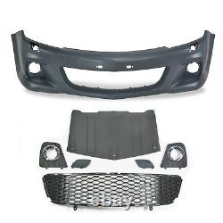 Opel Astra H Mk5 Vxr Opel Opc Front Ceiling Included Abs Plastic Grids New