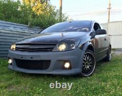 Opel Astra H Mk5 Vxr Opel Opc Front Shock Rail Included Abs Plastic Grids Nine