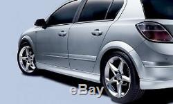 Opel Astra H Truck Vxr Original New 2004-10 Step Stools