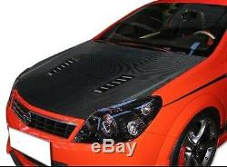 Opel Astra H, Twin Top, Vxr And Opc Carbon Hood