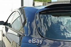 Pages Rear Spoiler Spoiler Tour Opel Astra H (opc / Vxr) Appearance Carbone
