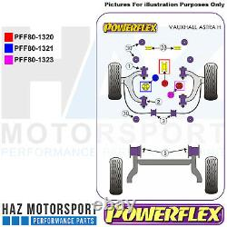 Poly Powerflex Engine Speed Support Insert Opel Astra Mk5 H Kit Included Vxr 04