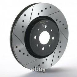 Rate-sj-89 Before Sport Japan Tarox Brake Discs For Opel Astra Mk5 Vxr 05