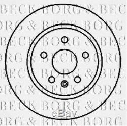 Rear Axle Brake Discs And Pads Set For Opel Astra Gtc Mk VI 2.0 Vxr