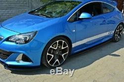 Side Cup Reaching Opel Astra Opc / Vxr Gloss Black