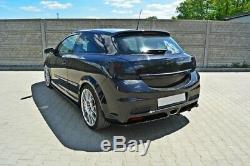 Skirt / Apron Rear Opel Astra H (opc / Vxr)