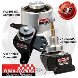 Vauxhall, Opel Astra Mk5 (h) Vxr Vibra Technics Complete Course Kit