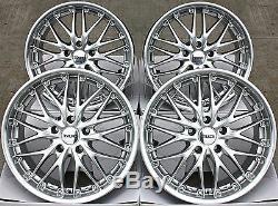 Wheels 19 Alloy Cruize 190 Sp For Adam Opel Astra Mk5 & Vxr