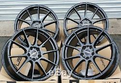 18 Novus 02 GB Roues Alliage pour Opel Adam Astra MK5 & Vxr