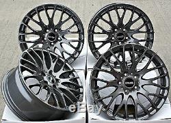 18 Roues Alliage Cruize 170 GM pour Opel Adam Astra MK5 & Vxr