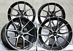 18 Roues Alliage Cruize Gto Bp pour Opel Adam Astra MK5 & Vxr