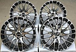 19 Roues Alliage Cruize 170 Bp pour Opel Adam Astra MK5 & Vxr