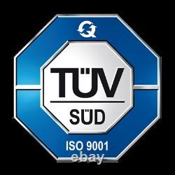 2x Avant 2x Arrière Roulements Roue pour Opel Astra GTC Mk 2.0 Vxr 2012- Sur