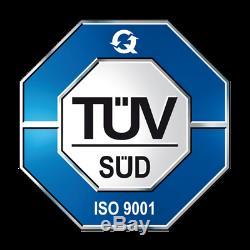 2x avant 2x Roulement de Roue Arrière pour Opel Astra GTC Mk 2.0 Vxr 2012- Sur