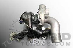 350bhp+MDX611 Étape 3 Hybrid Turbo pour Vauxhall Astra Z20LE Gsi Vxr Sri VXR220