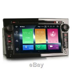 7 Android 8.0 Navigation GPS DAB Stéréo Radio pour Opel Astra H Mk5 Vxr Vectra