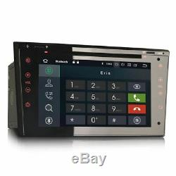 7 Android 8.1 Piano Noir Satnav GPS Wifi BT Radio pour Opel Astra Mk5 H Vxr